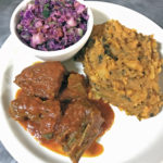 Funmi's favors us with Nigerian flavors