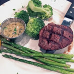We relax with upscale comfort food at The Blackstone Grille