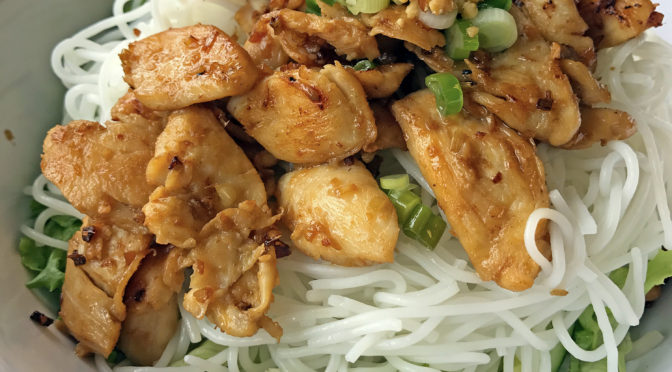 Street food in the South End: Á-Châu