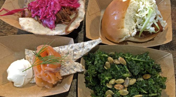 Øskar's offers a delightful taste of Scandinavia