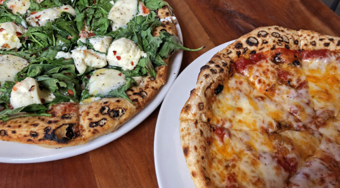 MozzaPi brings bread maker's art to remarkable pizza