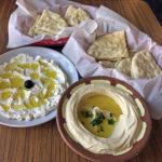 We came to Aladdin's for labneh. We stayed for all the food.