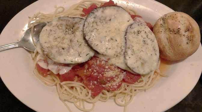 Amici satisfies with fine pasta and more