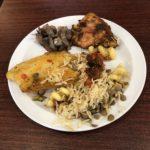 Al Hamra's lavish buffet takes us to Jordan and more