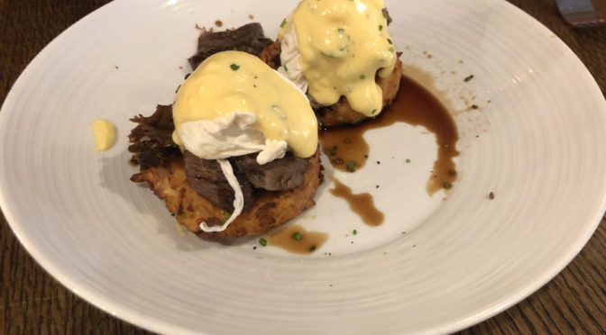 Fork & Barrel's brunch soothes and satisfies