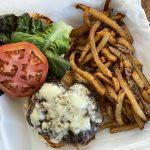 Exotic meats or veggie burgers: Get 'em both at Game
