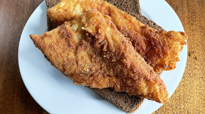 Make Sal's your go-to for Lenten fried fish