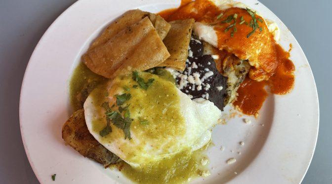 La Suerte serves a fine Latin-style brunch
