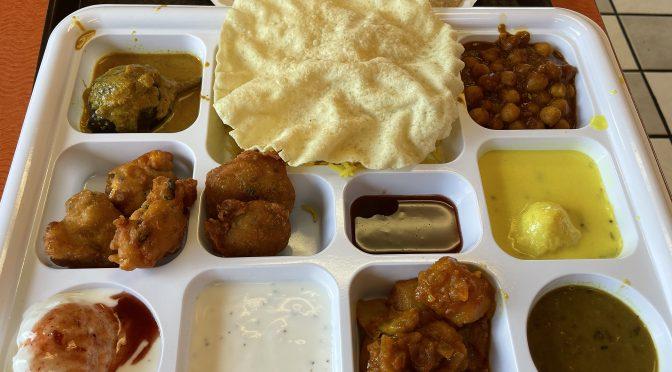 Sonal masters Indian vegetarian cuisine